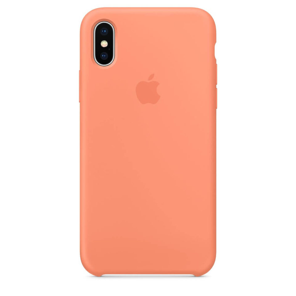 size 40 65bc8 2cf7f iPhone X Silicone Case